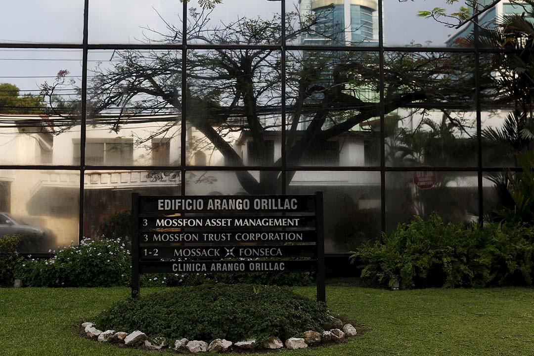 圖為莫薩克·馮賽卡律師事務所(Mossack Fonseca & Co.)在巴拿馬的總部。攝:Carlos Jasso/REUTERS