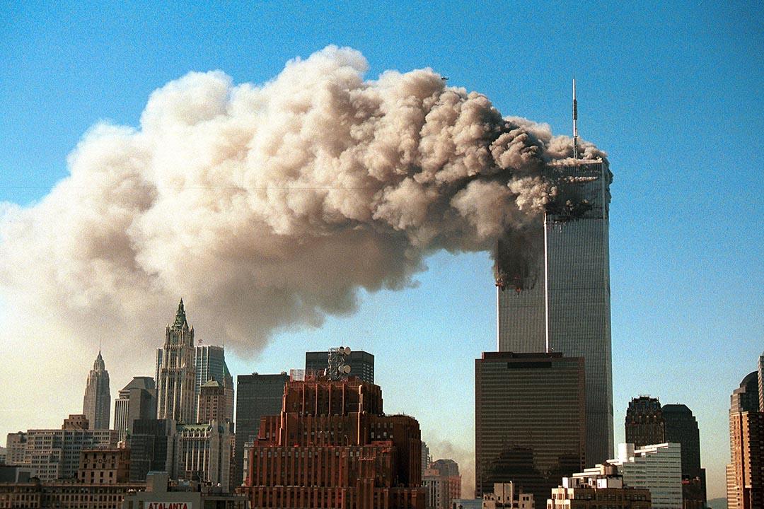 5月17日,美國參議院一致通過一項名為「反支持恐怖主義」(The Justice Against Sponsors of Terrorism Act,JASTA)的法案。法案若成為法律,將允許「9‧11事件」受害者及其家屬起訴任何被認為涉及該次恐襲的沙特阿拉伯官員。攝 : Robert Giroux/GETTY