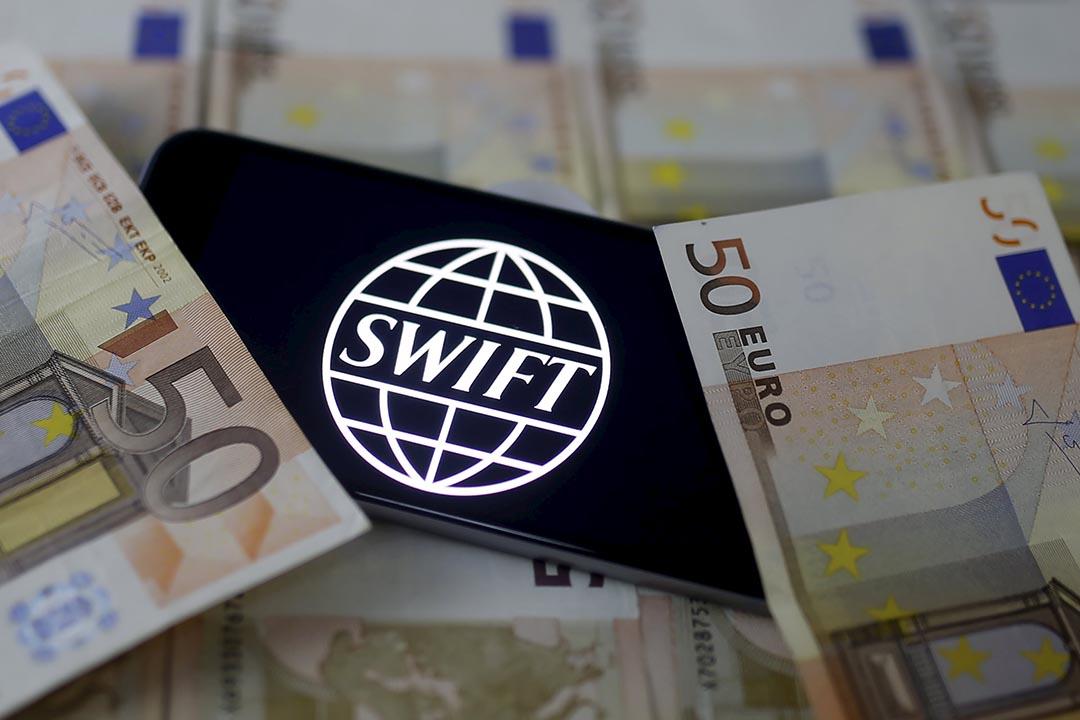 環球銀行金融電信協會(SWIFT)發出警告,稱近期發現多個網絡詐騙案例。攝 : Dado Ruvic/REUTERS