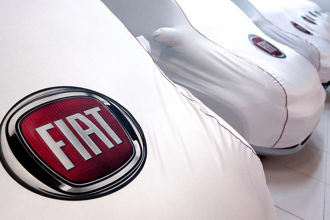 Google 無人車項目與傳統車廠快意佳士拿(Fiat Chrysler Automobiles)達成合作。攝 : Alessandro Bianchi/REUTERS