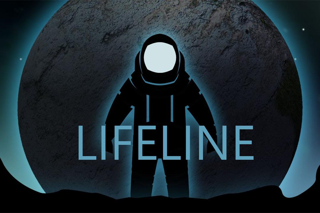 《生命線》(Lifeline)遊戲海報