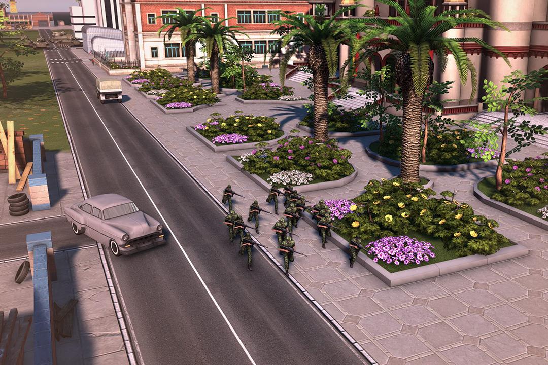 《海島大亨 5》遊戲截圖
