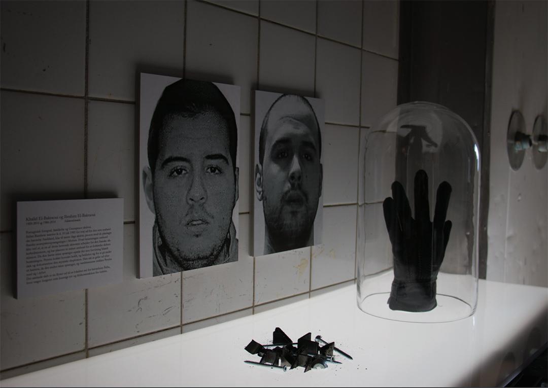 丹麥「烈士博物館」 展覽的內容包括裝置、生活用品的複製品、英雄故事、為某種信仰犧牲生命的烈士的照片。圖為主辦機構所發出新聞稿的內頁。