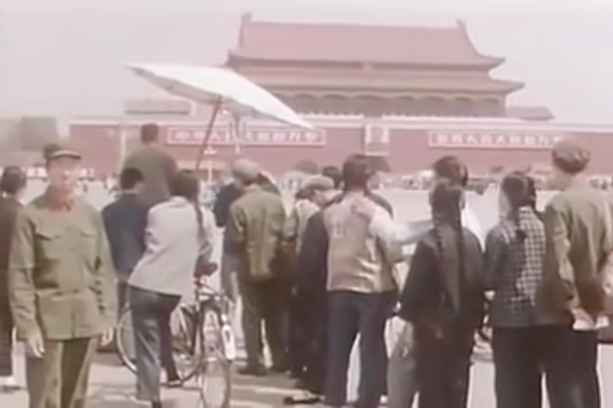 《中國》劇照。