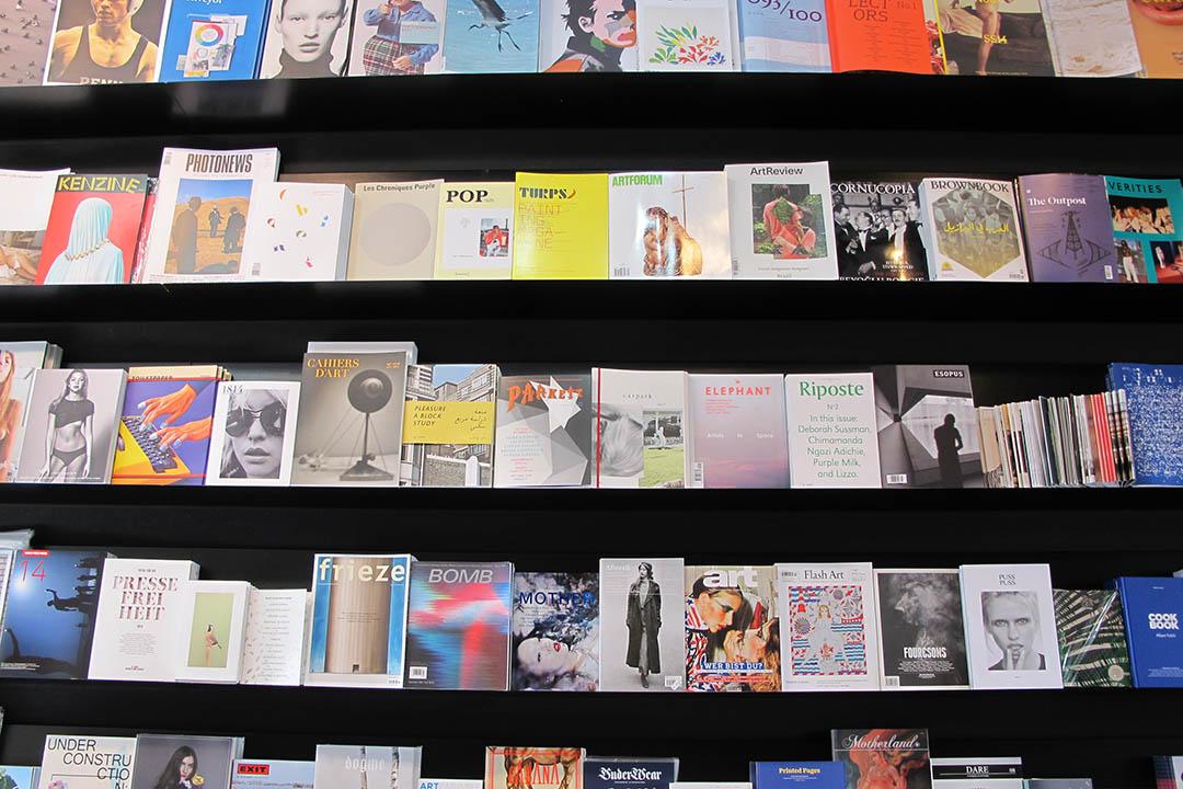 以蒐羅世界各地的獨立雜誌為特點,Do you read me?! 創辦不過短短幾年,便成為歐陸獨立雜誌的重要展示舞台。照片提供:雜誌現場