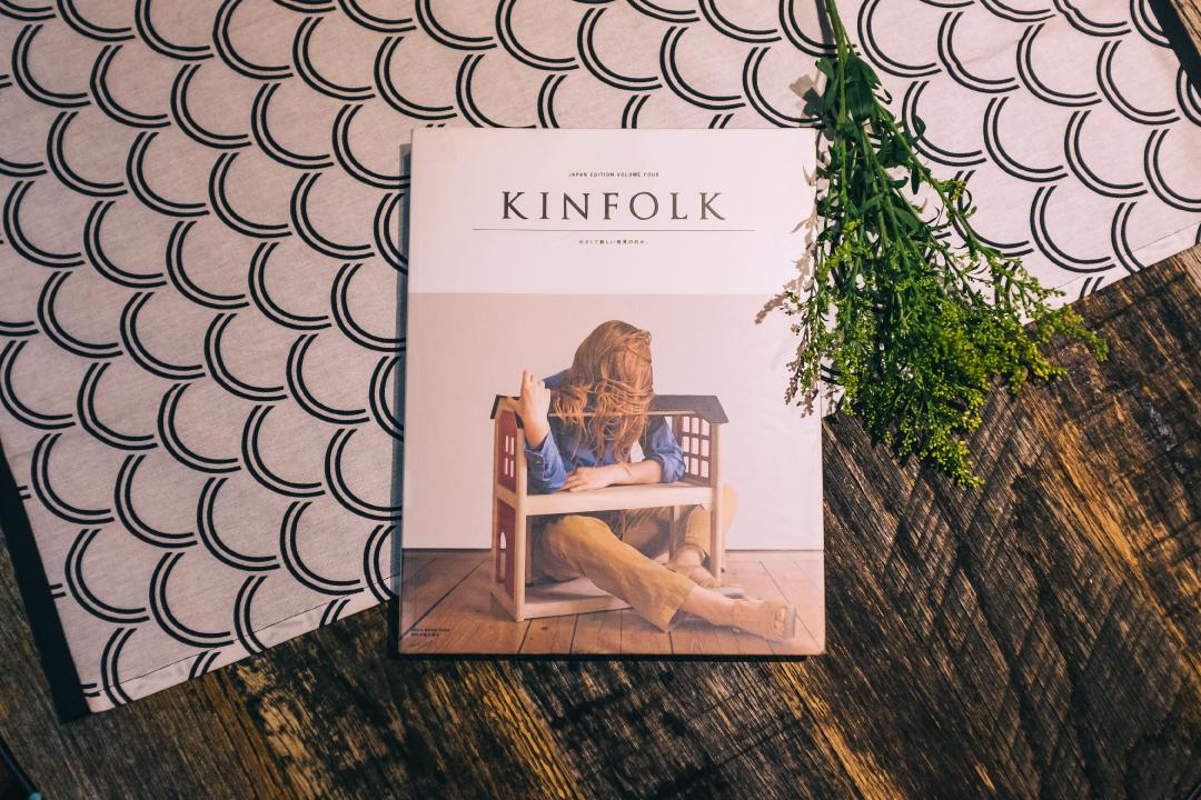 Instagram世代的宗教崇拜《Kinfolk》。端傳媒設計部
