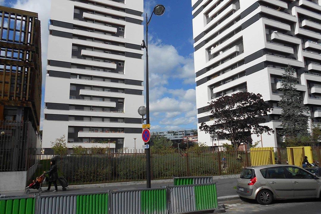 巴黎郊區Le Pré Saint Gervais。