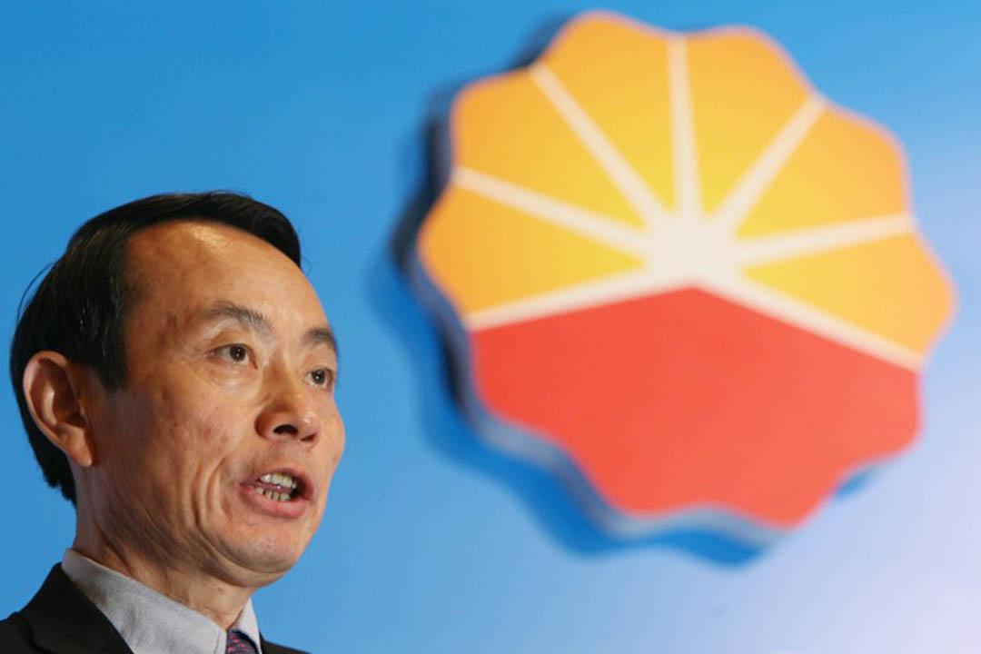 2007年蔣潔敏任職中國石油董事長。