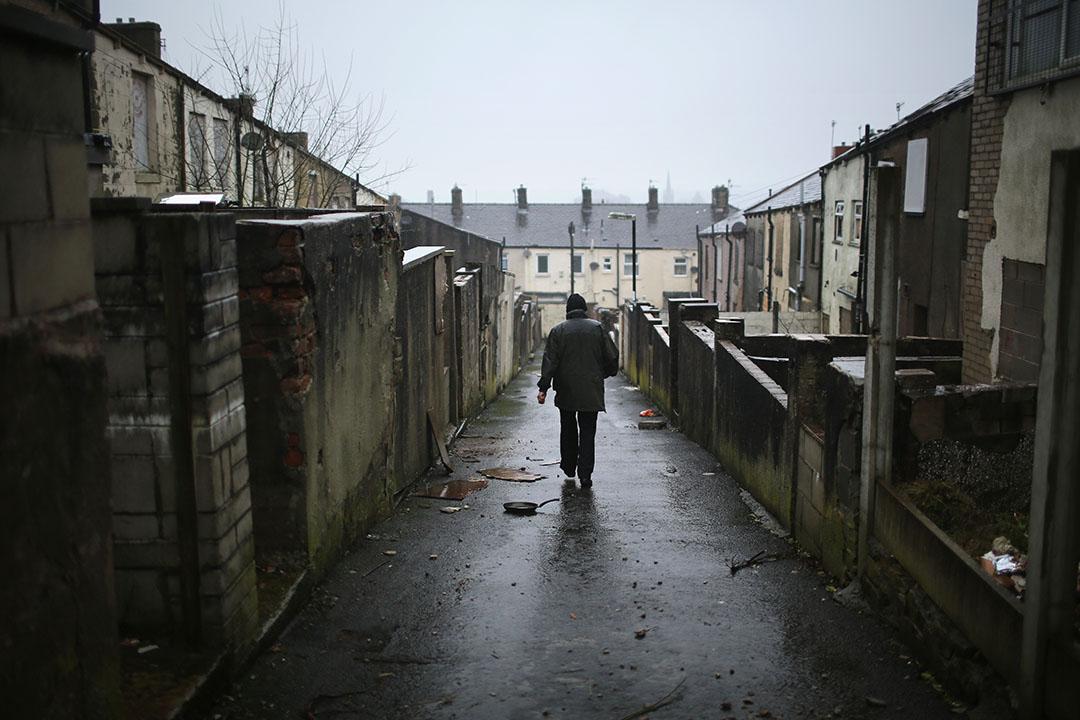 英國開放長期無人居住的房屋租給流浪漢居住。