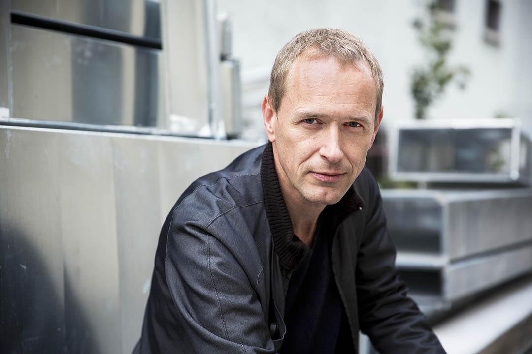 本屆策展人德國藝術家 Christian Jankowski。 (c) Manifesta 11