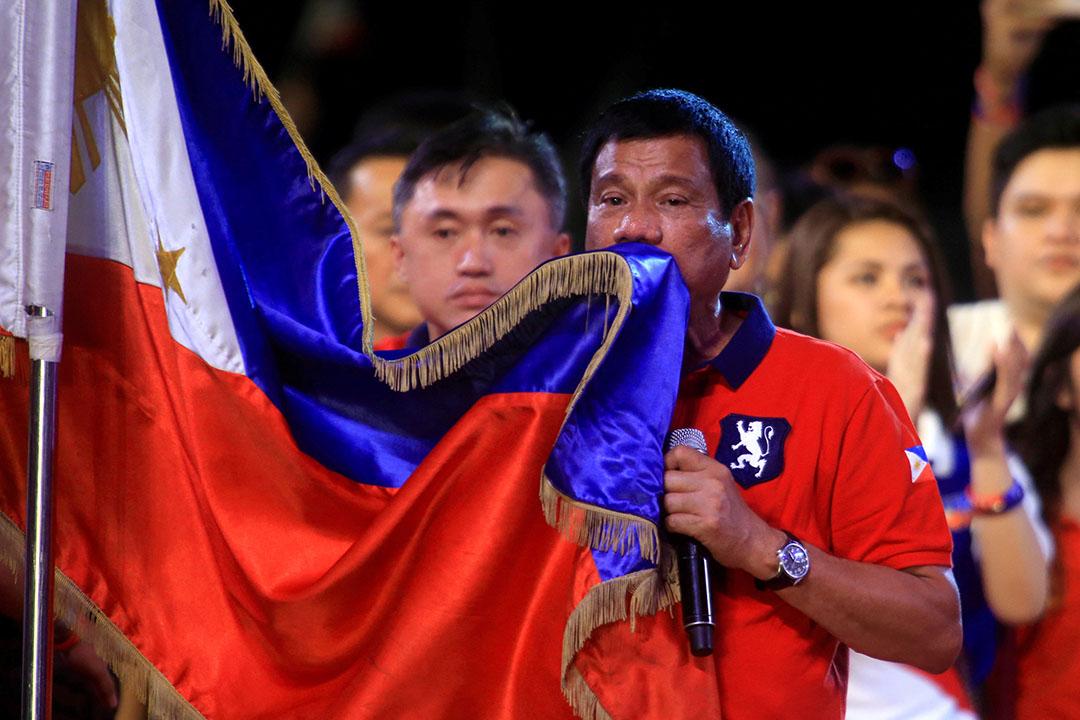 有「菲版特朗普」之稱的菲律賓達沃市市長羅德里戈•杜特爾特(Rodrigo Duterte)宣布當選總統。