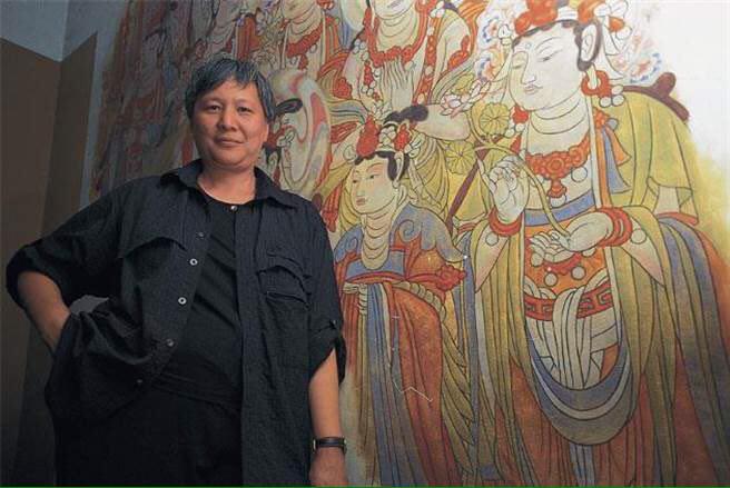《漢聲雜誌》創辦人吳美雲。