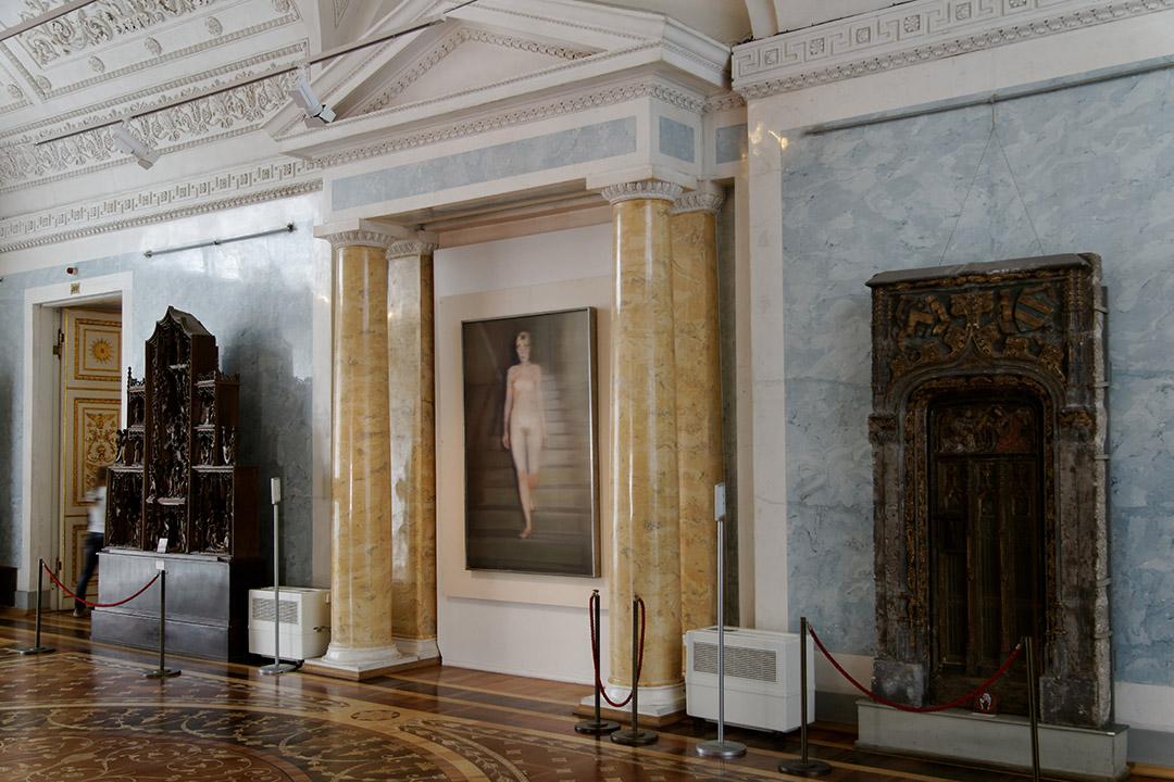 聖彼得堡 Hermitage Museum 。