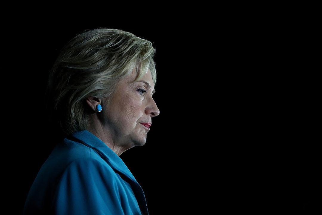 美國國務院針對希拉里擔任國務卿期間使用私人電郵伺服器處理公務一事,向國會提交調查報告。