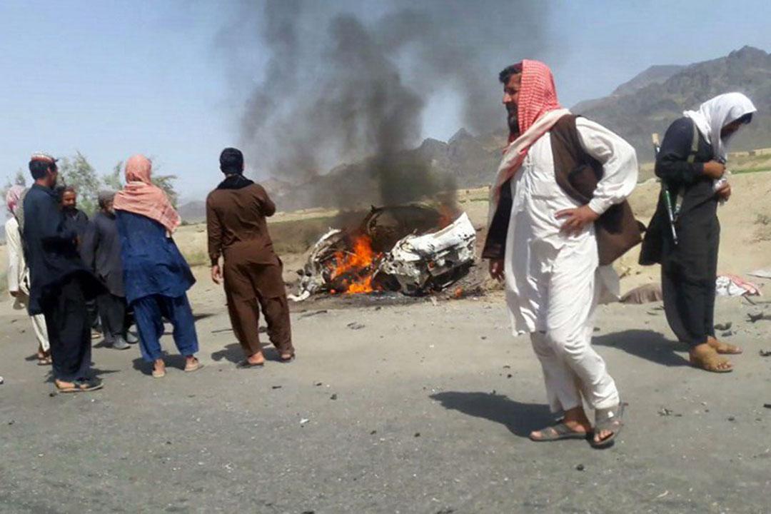 2016年5月21日,阿富汗塔利班頭目阿赫塔爾·穆罕默德·曼蘇爾(Mullah Akhtar)被美軍空襲擊中身亡。