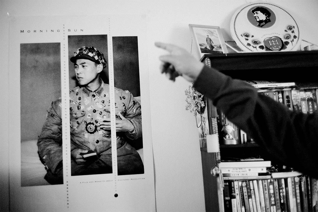 2003年Carma Hinton, Geremie Barme和Richard Gordon拍攝了紀錄片《八九點鐘的太陽》(Morning Sun)。紀錄片完整的反應了文革的歷史。李振盛的文革照片和對歷史的記錄是此片的重要部分。