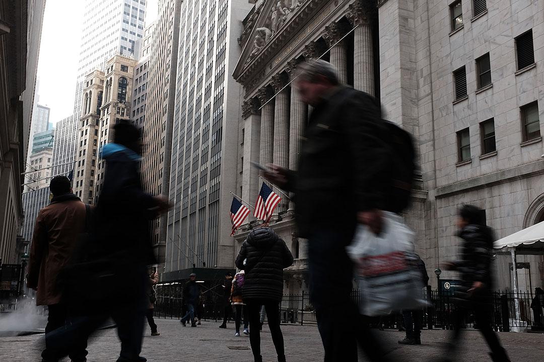 曾國平:金融危機其中一個仍在爭論不休的研究題目,就是如何避免「大得不能倒」(too big to fail)。攝:Spencer Platt/Getty