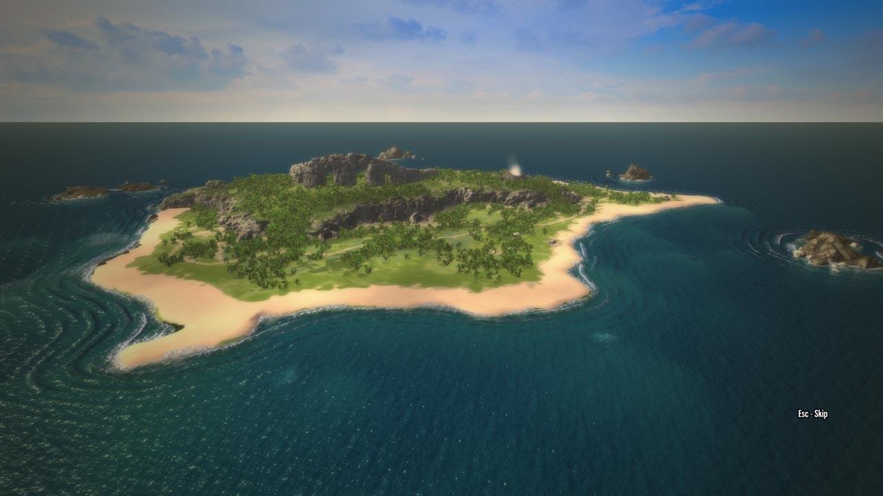 遊戲沙盒中有多個以加勒比海小國為原型的島嶼可選擇供玩家統治。