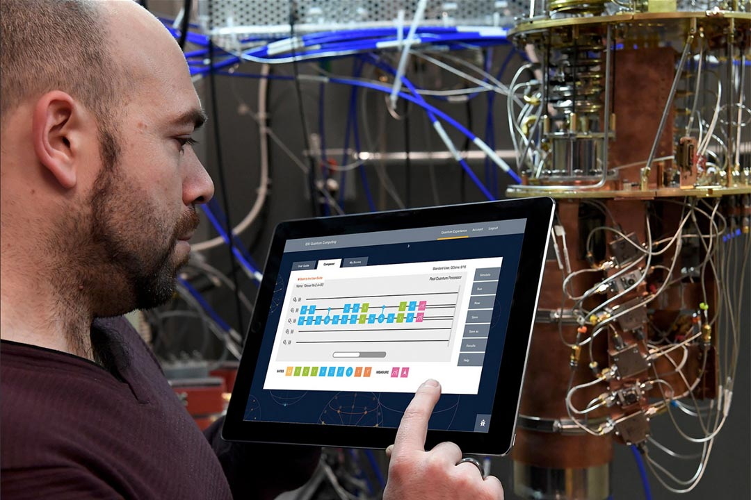 IBM 公司面向公眾開放量子電腦。IBM