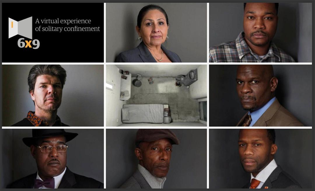七名前囚犯分享他們的故事。