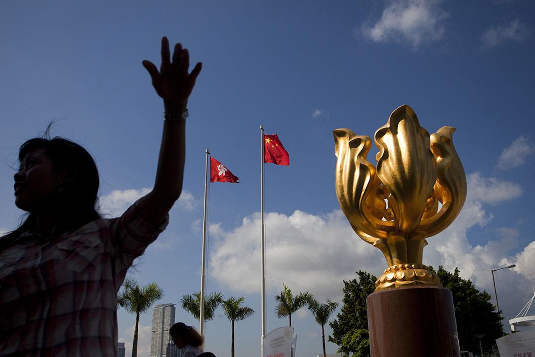 回歸後的國民教育,並沒有為青年人注入抗體,來直面中國發展的複雜性。