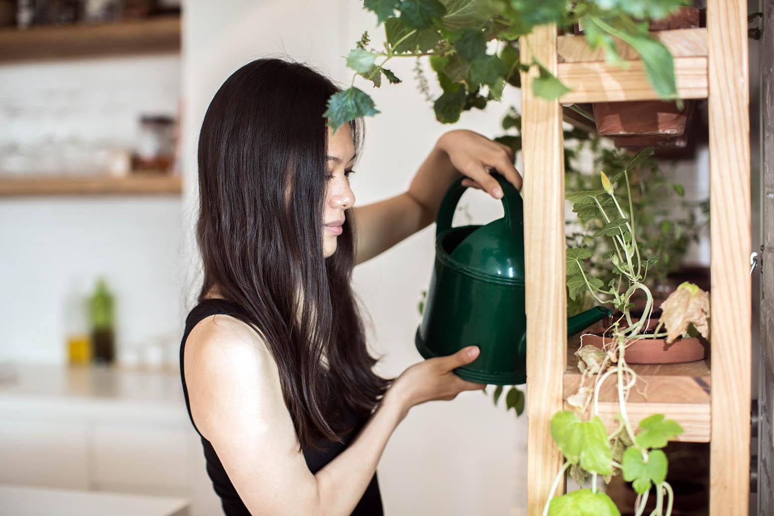 脫離職場生活後,Susan Kuang開始為自己工作。