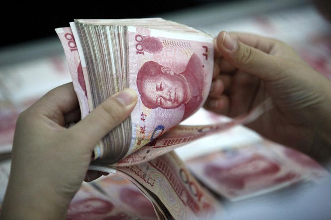 中國有女大學生用裸照抵押借債。
