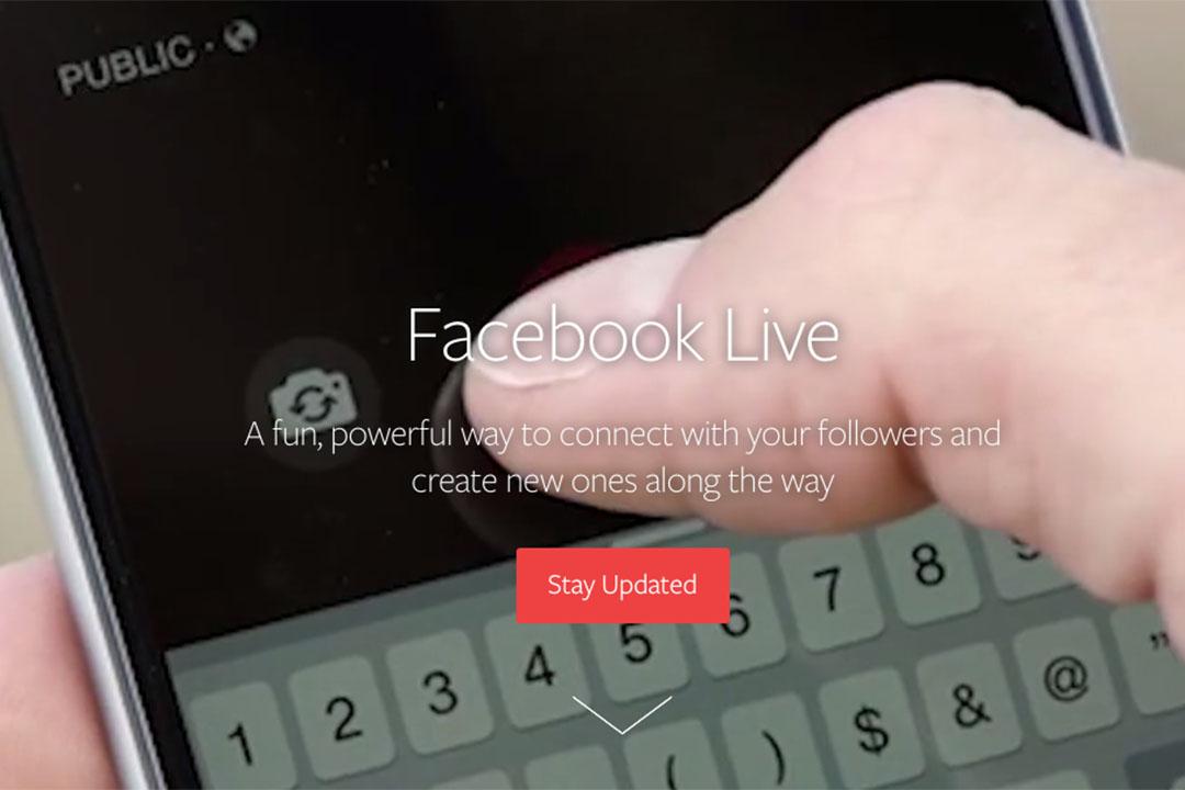 Facebook與超過140間媒體公司簽署合約,支付5000萬美元為在線直播提供內容。