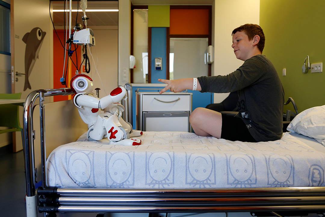 歐盟將推動機器人成為合法勞動力。