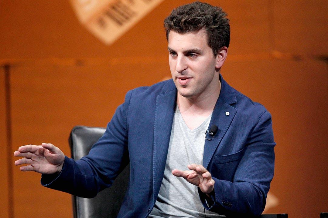 Airbnb創辦人布萊恩·切斯基(Brian Chesky)對紐約州通過對抗Airbnb的法案感到失望。
