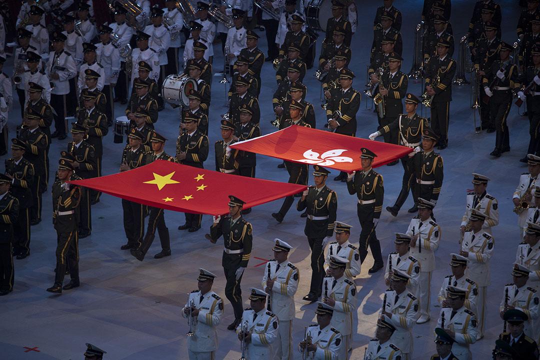 7月1日是回歸日,象徵了香港殖民時期的終點,也標誌了在中國主權下特別行政區的起點。