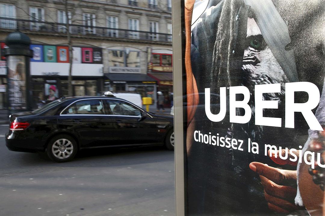 哈維認為,Uber這樣的公司,其理念聽起來富有道德情懷,但其勞動卻是在相當糟糕的合同狀態下進行,那依然是徹頭徹尾的資本主義經濟。