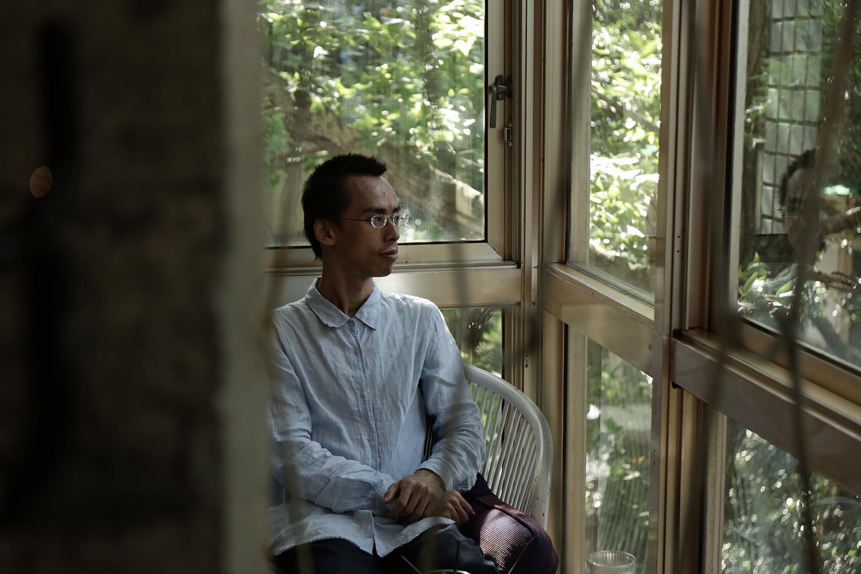 陳潔晧在其著作《不再沉默》中,描繪了被性侵與虐待的記憶。