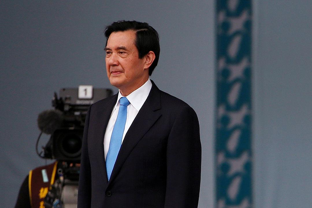台灣總統府否決前總統馬英九出境申請。