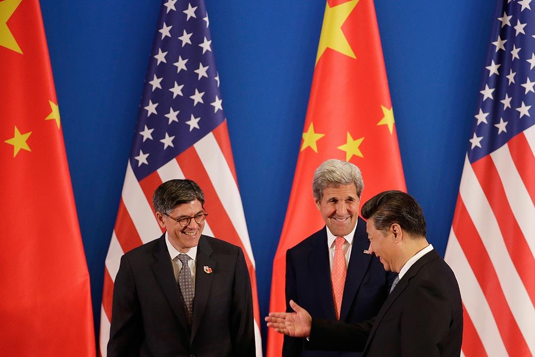 第八輪中美戰略與經濟對話和第七輪中美人文交流高層磋商在北京揭幕。