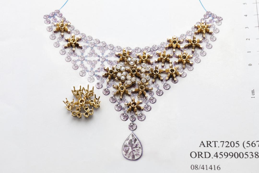 自1884年成立以來,Bulgari 在珠寶史上不斷創造傳奇故事,建立出獨特風格。