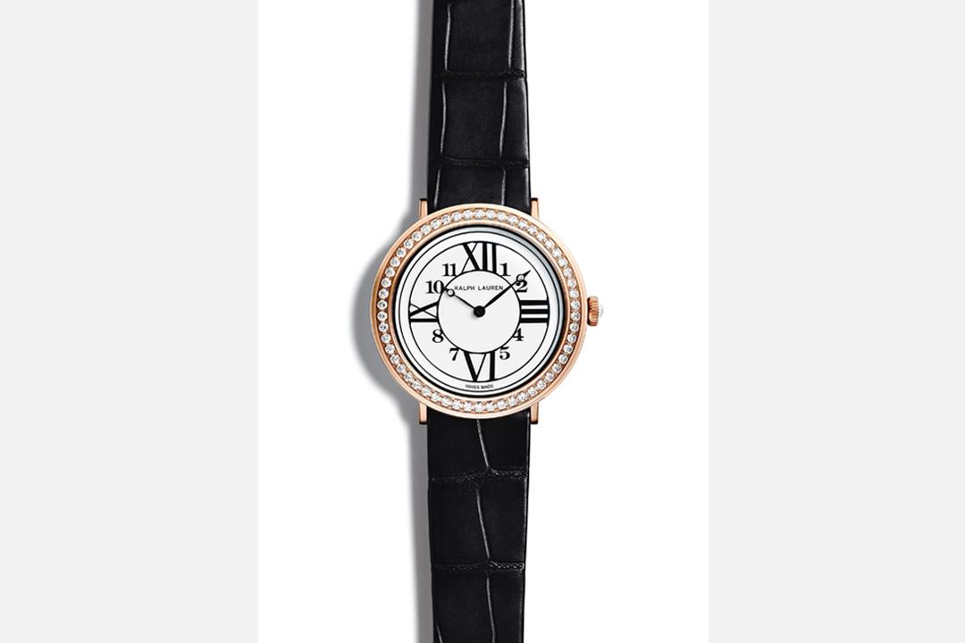 顧客買Ralph Lauren的錶是為了買品牌獨一無二的設計基因。