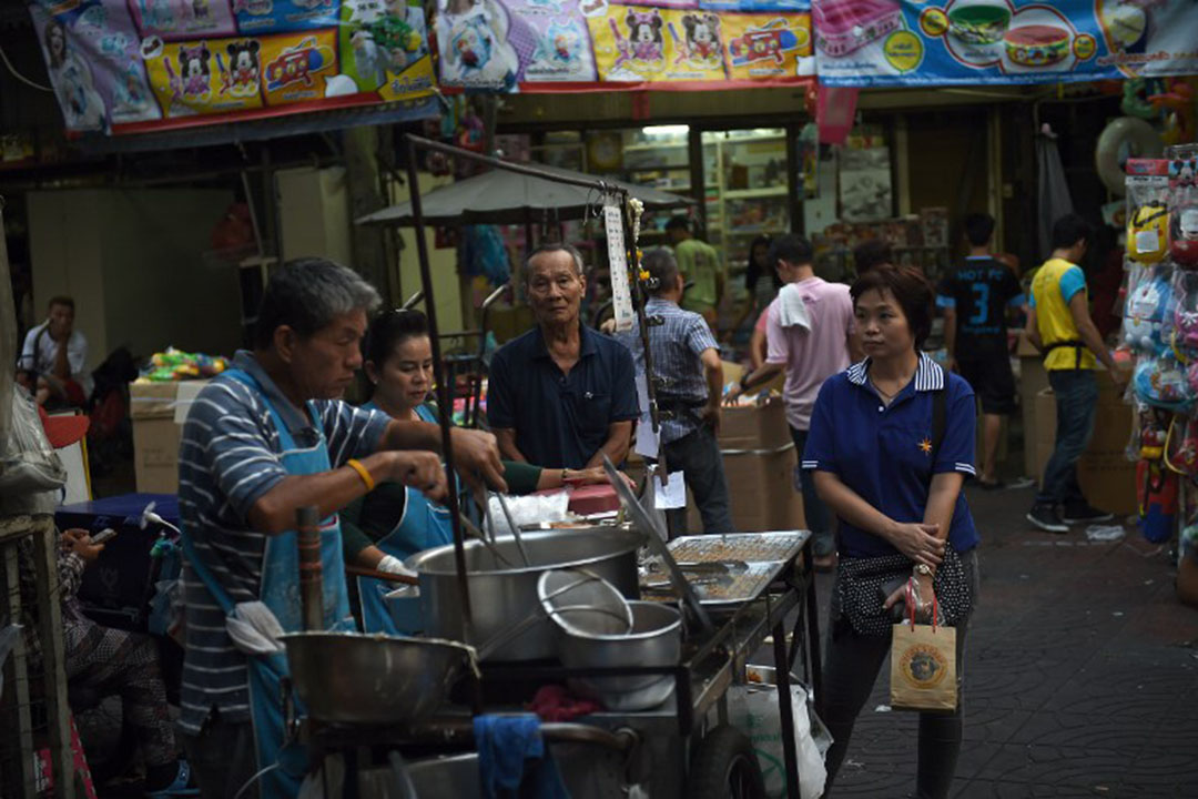 泰國曼谷。