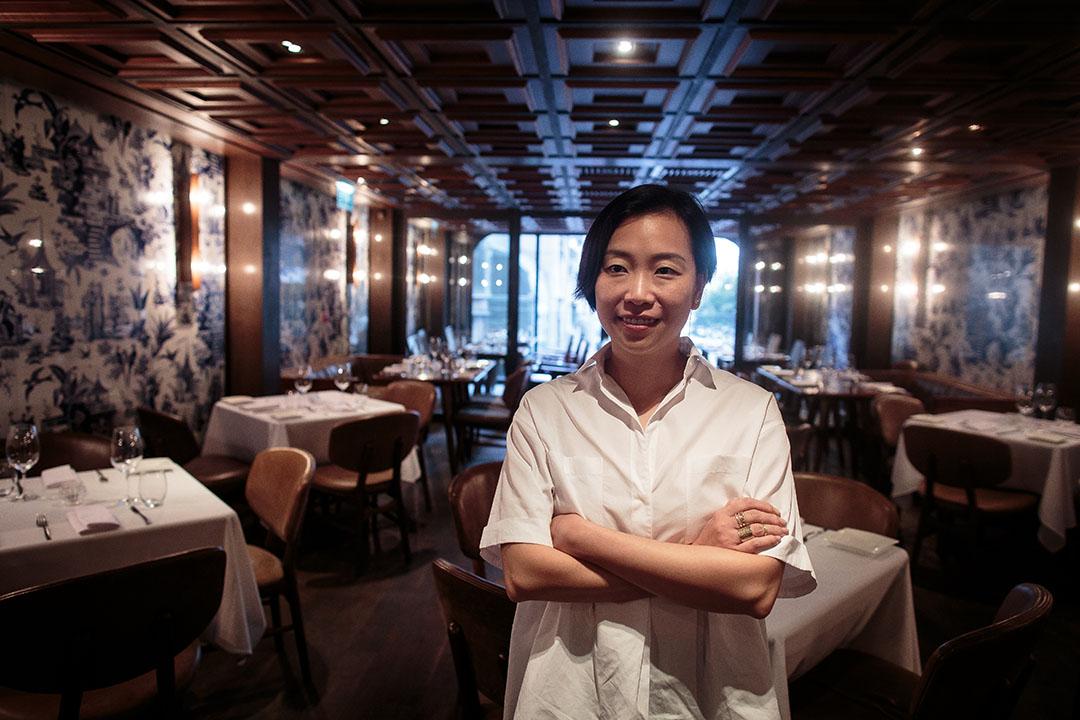 飲食集團JIA Group行政總裁黃佩茵(Yenn Wong)。