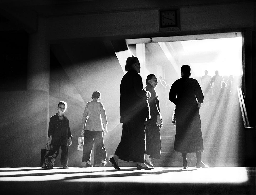 1959年拍攝的《午後閒聊》。