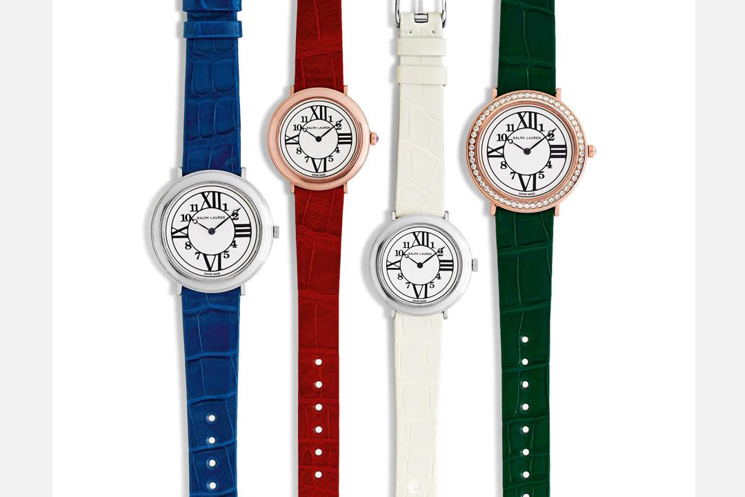 RL888皮革錶帶有多達44款顏色及物料的選擇,包括鱷魚皮、小牛皮、漆皮、絲緞或羅緞錶帶等,可謂同行之冠。
