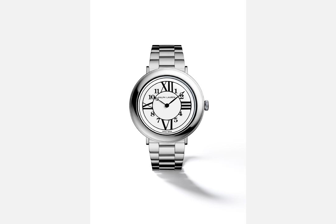RL888,是Ralph Lauren首個專為女性設計的圓形錶款系列,靈感源自光顧紐約麥迪遜大道888號女裝旗艦店的女士們的生活方式,以優雅高貴獨立為主調。