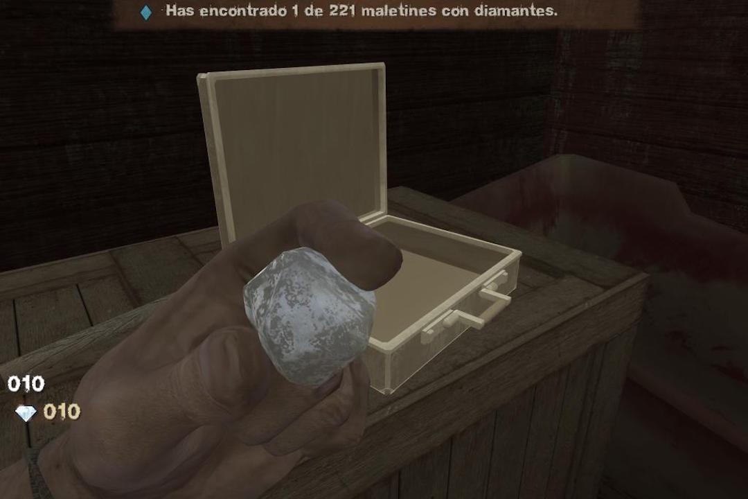 《孤島驚魂2》中的鑽石既是道具,也是隱喻。