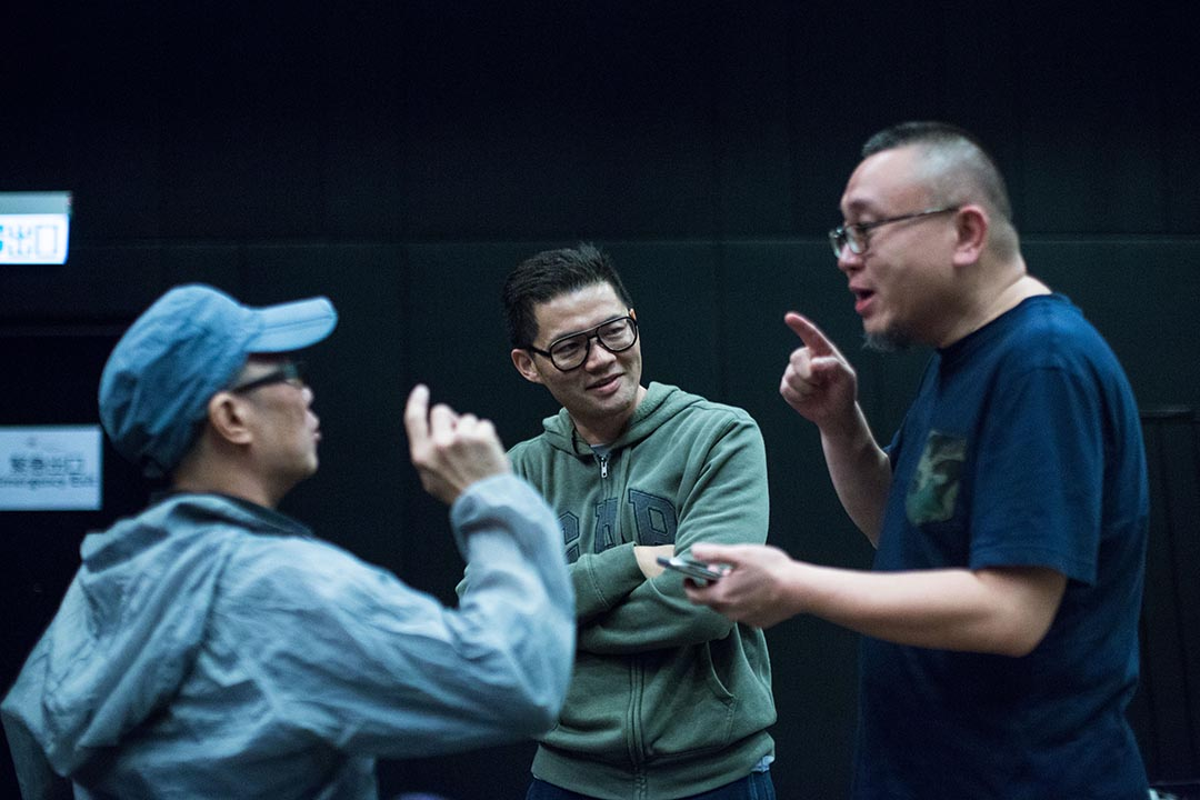《17歲》、《小白花》導演李景昌。