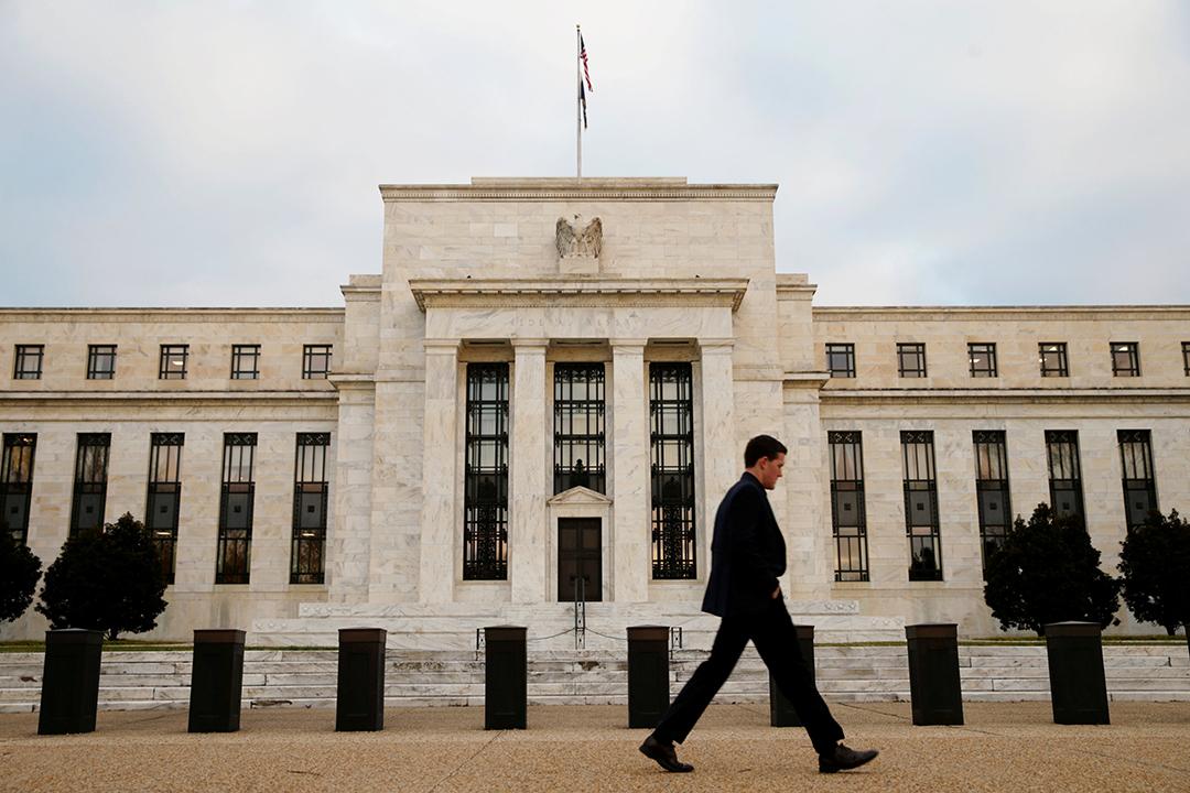 華盛頓聯邦儲備局。