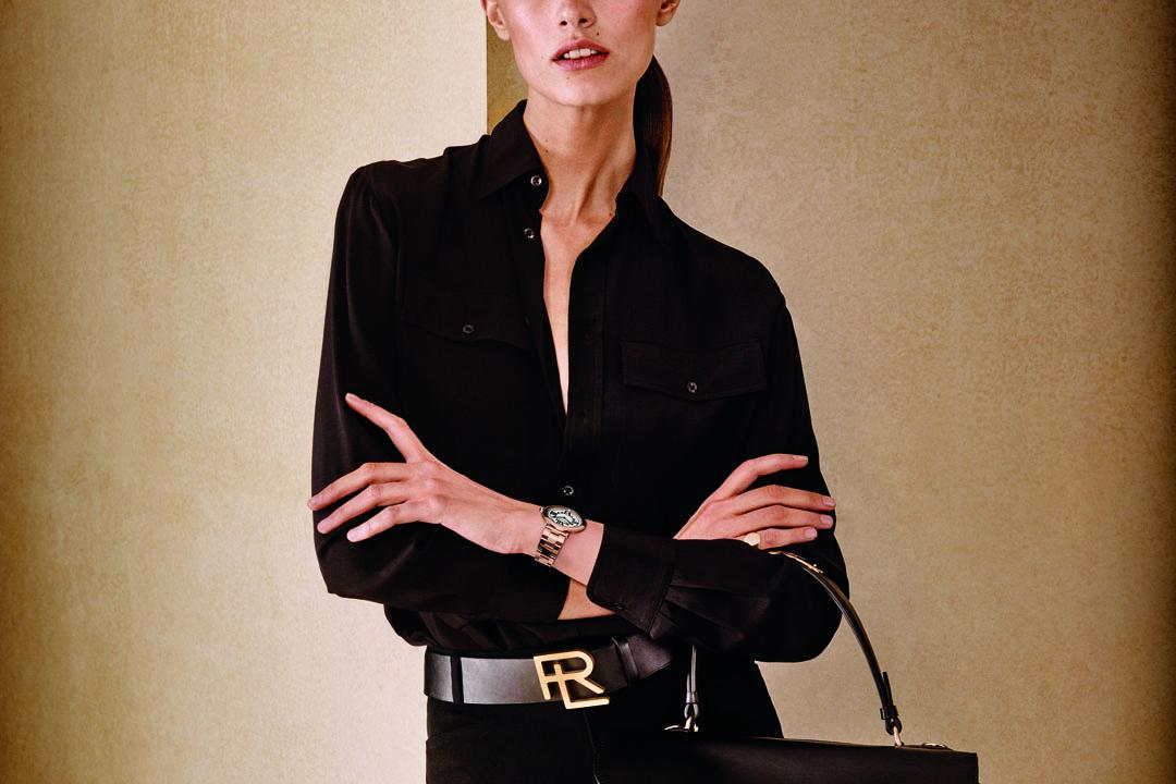 2008年Ralph Lauren進軍腕錶市場,以和品牌基因緊密結合的設計貫徹Ralph Lauren獨特的生活方式風格。