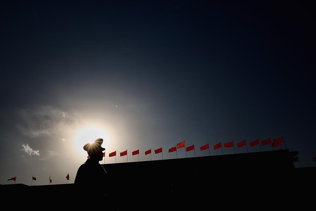 吳強:2003年開始的傳統維權運動,正在被新的中產階級政治所代替。 攝 : Feng Li/GETTY