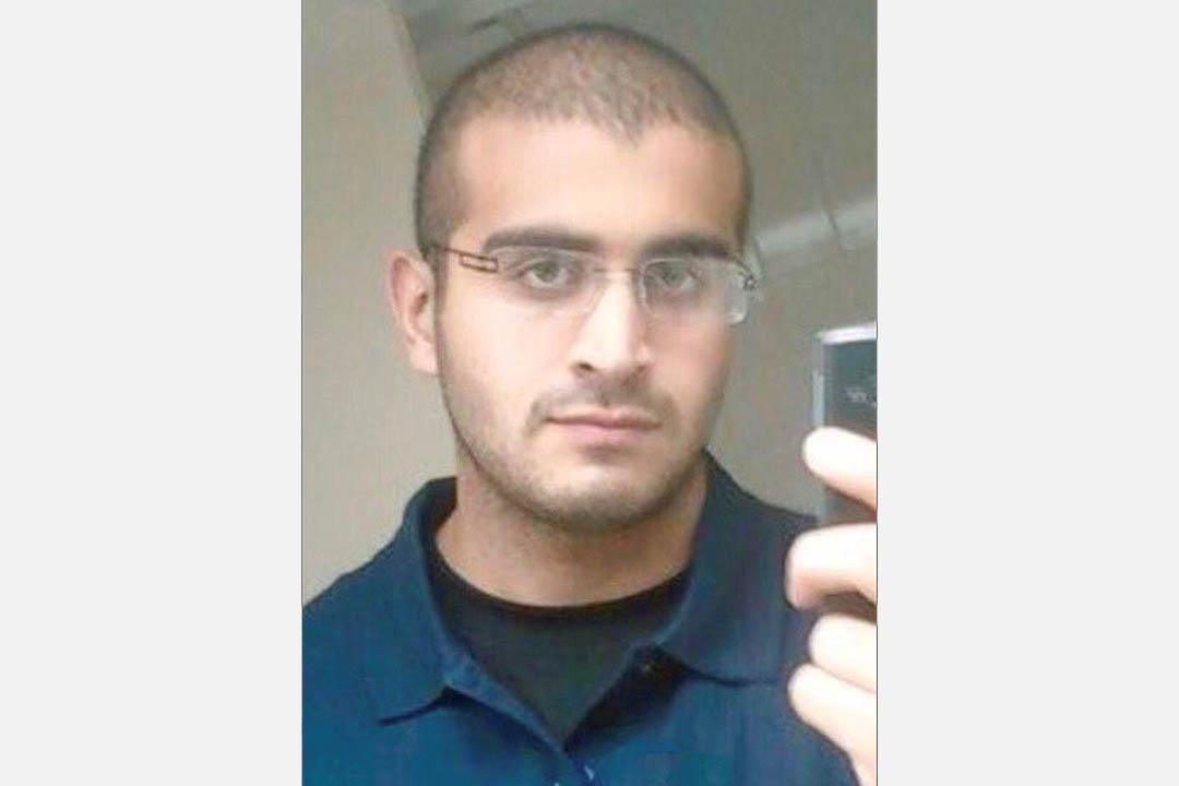 阿富汗裔美國公民奧馬爾·馬丁(Omar Mateen)。