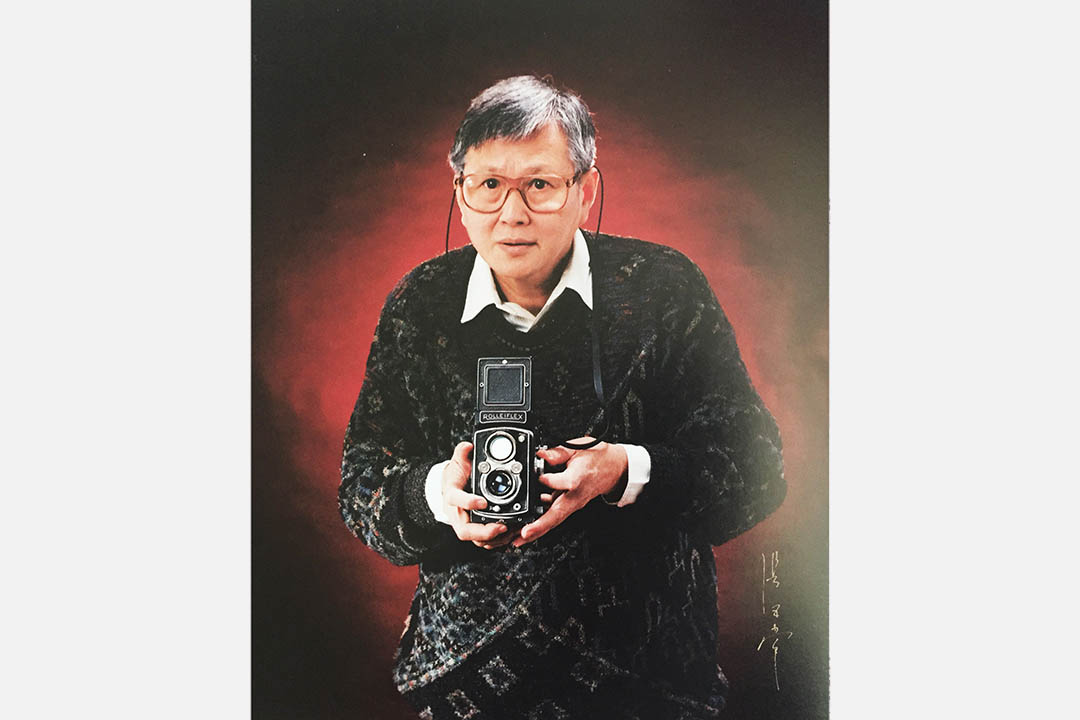 香港國際知名攝影師何藩。