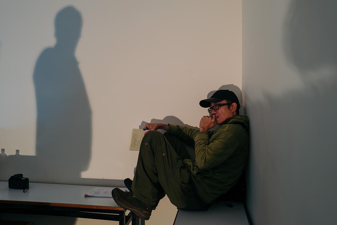 《讓黃雀飛》導演陳敏斌。